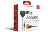 IK Multimedia / iRig Acoustic アコースティック・ギター / ウクレレ専用モバイル・マイク / インターフェース 商品画像