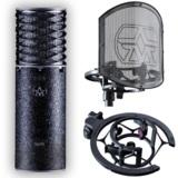 Aston Microphones アストンマイクロフォンズ / Aston Spirit Black Bundle【限定モデル】コンデンサーマイクショックマウントバンドルセット 商品画像