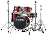 YAMAHA / ドラムセット JK6F5CR + HWJK ヤマハ ジュニアキット スタンド類/フットペダル一括セット CRクランベリーレッド 商品画像
