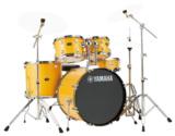 YAMAHA / RDP2F5 YLメローイエロー ライディーン 22BD ドラムシェルとハードウェアセット / シンバル別売 商品画像