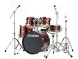 YAMAHA / RDP0F5 BGGバーガンディグリッター ライディーン 20BD ドラムシェルとハードウェアセット / シンバル別売 商品画像