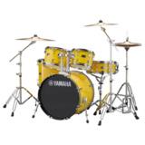 YAMAHA / RDP0F5STD YL メローイエロー ヤマハ ライディーン ドラムセット ジルジャンシンバル付きフルセット 20BD コンパクトサイズ 商品画像