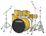 YAMAHA / RDP0F5 YLメローイエロー ライディーン 20BD ドラムシェルとハードウェアセット / シンバル別売 商品画像