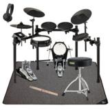 ATV / EXS-1 MK2 電子ドラム TAMAツインペダルスターターパック マットセット 商品画像