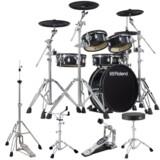 Roland ローランド / V-Drums VAD306 Pearlハードウェアセット 電子ドラム 商品画像