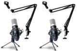 marantz Professional マランツプロフェッショナル / MPM-1000J & アームスタンド 2セット 大人気コンデンサーマイク 商品画像