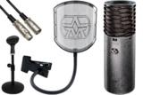 Aston Microphones アストンマイクロフォンズ / AST-SPIRIT(N)【純正ポップフィルター&卓上スタンド・ケーブルセット!】コンデンサーマイク 商品画像