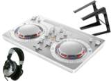 Pioneer DJ パイオニア / DDJ-WEGO4-W ホワイト  DJコントローラー 商品画像