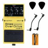 BOSS / ODB-3 Bass Over Drive  ボス エフェクター ベース オーバードライブ 商品画像