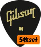 Gibson / Pick APRGG-74M Tear Drop Medium 5枚セット 商品画像