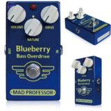 Mad Professor / Blueberry Bass Overdrive マッドプロフェッサー【店頭展示チョイ傷アウトレット特価】【歪系】【SALE2020】【HGSALE】 商品画像