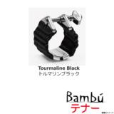 BAMBU バンブー / 《ご予約受付中》Tenor HR Size NT01 T-BLACK テナーラバーサイズ 商品画像