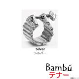 BAMBU バンブー / Tenor HR Size NT06 SILVER テナーラバーサイズ 商品画像