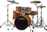YAMAHA / SBP0F5ZBT HAハニーアンバー ヤマハ ステージカスタム ドラムセット 20BD/スタンダードセット+ZBTシンバルセット 商品画像