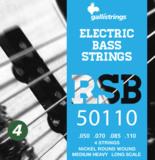 gallistrings / RSB50110 4-strings Medium Heavy ガリ エレキベース弦 商品画像