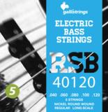 gallistrings / RSB40120 5-strings Regular ガリ エレキベース弦 【5弦ベース用】 商品画像