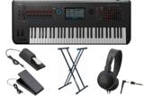 YAMAHA ヤマハ / MONTAGE6 ミュージックシンセサイザー 61鍵モデル スタートセット 商品画像