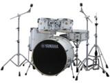 YAMAHA / SBP2F5STD PWピュアホワイト ステージカスタム 22BD/スタンダードセット 商品画像