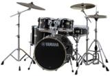 YAMAHA / SBP0F5ZBT RBレーベンブラック ヤマハ ステージカスタム ドラムセット 20BD/スタンダードセット+ZBTシンバルセット 商品画像