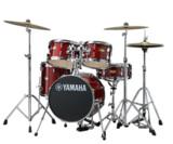 YAMAHA / ドラムセット JK6F5CR ヤマハ ジュニアキット ジルジャン ZBTシンバルセット CRクランベリーレッド 商品画像