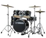 YAMAHA / ドラムセット JK6F5RB ヤマハ ジュニアキット ジルジャン ZBTシンバルセット RBレーベンブラック 商品画像