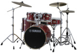 YAMAHA / SBP0F5ZBT CRクランベリーレッド ヤマハ ステージカスタム ドラムセット 20BD/スタンダードセット+ZBTシンバルセット 商品画像