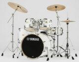 YAMAHA / SBP0F5ZBT PWピュアホワイト ヤマハ ステージカスタム ドラムセット 20BD/スタンダードセット+ZBTシンバルセット 商品画像