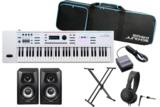 Roland ローランド / JUNO-DS61W 【超豪華オプションセット!】シンセサイザー (JUNO-DS) 商品画像