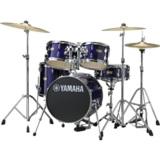YAMAHA / ドラムセット JK6F5DV ヤマハ ジュニアキット ジルジャン ZBTシンバルセット DPVディープバイオレット 商品画像