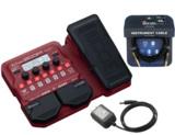 ZOOM / B1X FOUR -純正ACアダプター、3mケーブル付- ベース用マルチエフェクター 商品画像