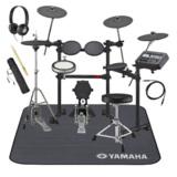 YAMAHA / DTX6K2-XFS 電子ドラム 3シンバルキット スターターパックHP5ADM 純正フルセット 商品画像