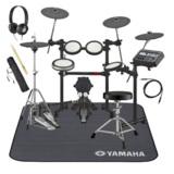 YAMAHA / DTX6K3-XUPD 電子ドラム 3シンバル ツインペダルセット スターターパックHP5ADM 純正フルセット 商品画像