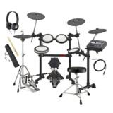 YAMAHA / DTX6K3-XUPD 電子ドラム 3シンバル ツインペダルセット スターターパックHP5A 純正セット 商品画像