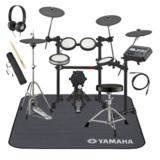 YAMAHA / DTX6K3-XUPS 電子ドラム 3シンバルキット スターターパックHP5ADM 純正フルセット 商品画像