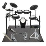 ATV / EXS-2 MK2 電子ドラム TAMAツインペダル・スターターパック マットセット 商品画像