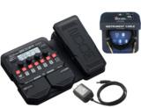 ZOOM / G1X FOUR -純正ACアダプター、3mケーブル付- ギター用マルチエフェクター 商品画像