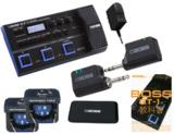 BOSS / GT-1 & WL-20 スーパーワイヤレスセット -純正アダプター 教科書 ケーブル×2本 スリーブケース特典付- 商品画像