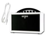 BOSS / KATANA-MINI WHITE ホワイトセット -イシバシ楽器限定販売モデル- 商品画像