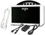 BOSS / KATANA-MINI WHITE KTN-MINI WH ホワイトセット 純正ACアダプター付き -イシバシ楽器限定販売モデル- 商品画像