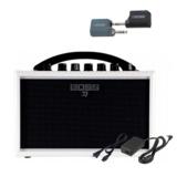 BOSS / KATANA MINI WH + WL-20L ギターアンプ+ワイヤレスシステムセット 純正ACアダプタ付 商品画像