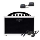 BOSS / KATANA MINI WH + WL-20 ギターアンプ+ワイヤレスシステムセット 純正ACアダプタ付 商品画像