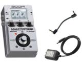 ZOOM / MS-50G MultiStomp Guitar Pedal -純正ACアダプター、パッチケーブル付- 定番のマルチストンプ 商品画像