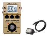 ZOOM / MS-50G-I Gold Limited イシバシ限定生産モデル -純正ACアダプターセット- 定番のマルチストンプ 商品画像