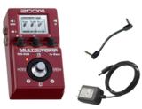 ZOOM / MS-60B MultiStomp Bass Pedal -純正ACアダプター、パッチケーブル付- 定番のマルチストンプ 商品画像