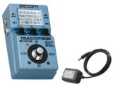 ZOOM / MS-70CDR MultiStomp Chorus/Delay/Reverb Pedal -純正ACアダプター付- 様々なジャンルで人気の空間系マルチストンプ 商品画像