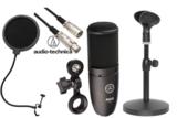 AKG / P120 安心コンデンサーマイクセット02 -3mマイクケーブル、ポップブロッカー、卓上スタンド付- 商品画像