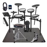 Roland 電子ドラム TD-17KV-S ドラムアクセサリーパック SELVAマットセット 商品画像