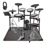 Roland 電子ドラム TD-17KVX-S ドラムアクセサリーパック SELVAマットセット 商品画像