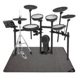Roland 電子ドラム TD-17KVX-S TAMAハイハットスタンドとSELVAマットセット 商品画像