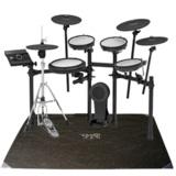 Roland 電子ドラム TD-17KVX-S TAMAハイハットスタンドとPEARLマットセット 商品画像